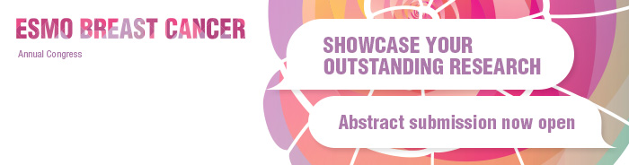 ESMO Breast Cancer 2019 Abstract Submission Open