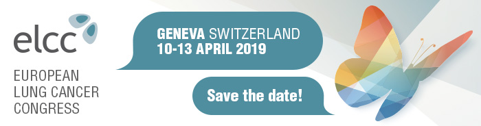 ELCC 2019 - European Lung Cancer Congress | ESMO