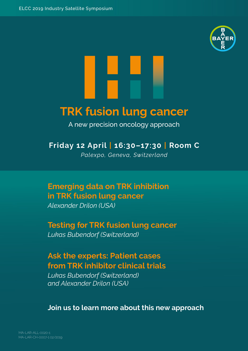 TRK Fusion Lung Cancer: A New Precision Oncology Approach