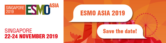 ESMO Asia 2019 Congress | Singapore Oncology Conference | ESMO