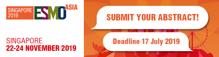 ESMO Asia 2019 Submit Abstract