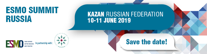ESMO Summit Russia 2019