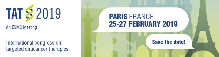 Abstracts | TAT 2019 Congress | Paris, France | ESMO