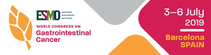 ESMO 21st World Congress on Gastrointestinal Cancer 2019 | ESMO