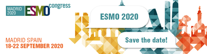 ESMO 2020 Congress banner