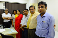 Kolkata G M Cancer Research Trust Palliative Care Unit - Salt Lake City Medical Centre Staff