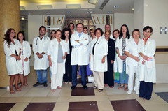 Metropolitan Hospital, Department of Oncology, 1st Oncology Clinic Staff, Faliro, Greece