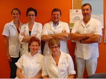 University Hospital Ghent, Department of Medical Oncology and Palliative Care Staff, Ghent, Belgium