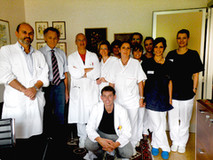 Medical Oncology Department, Ospedale Sacro Cuore - Don Calabria Staff, Negrar-Verona, Italy