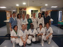 Medical Oncology University Hospital of Parma Staff, Italy