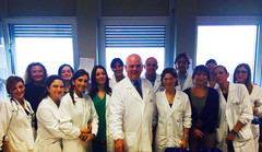 Rome Medical Oncology Unit Sant'Andrea Hospital Staff