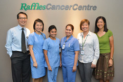 Raffles Cancer Centre, Raffles Hospital, Singapore