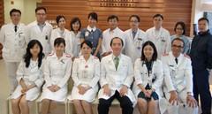 Tuen Mun Hospital Staff, New Territories, Hong Kong