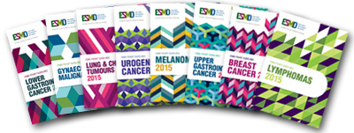 ESMO Pocket Guidelines 2015