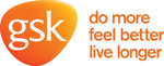 GSK with tagline logo