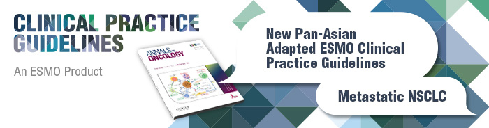 Clinical Practice Guidelines banner Pan-Asian NSCLC