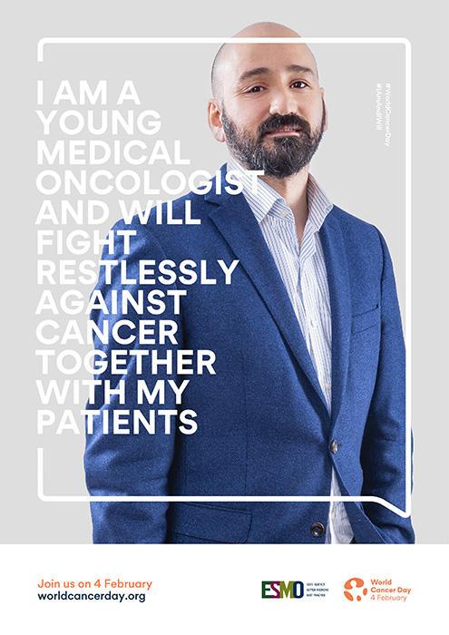 ESMO | World Cancer Day 2019 | ESMO