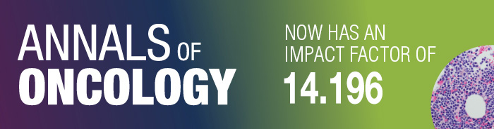Annals of Oncology Impact Factor