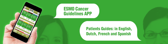 ESMO Patient Guides: now on mobile!