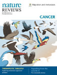Nature Reviews of Cancer cover